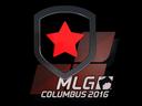 Sticker | Gambit Gaming | MLG Columbus 2016