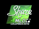 Sticker | Shara (Foil) | MLG Columbus 2016