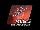 Sticker | Ex6TenZ (Foil) | MLG Columbus 2016