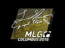 Sticker   Edward   MLG Columbus 2016