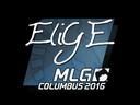 Sticker | EliGE | MLG Columbus 2016