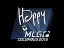 Sticker | Happy | MLG Columbus 2016