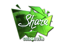Sticker | Shara (Foil) | Cologne 2016