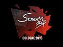 Sticker | ScreaM | Cologne 2016