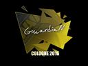 Sticker | GuardiaN | Cologne 2016