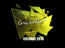 Sticker   GuardiaN (Foil)   Cologne 2016