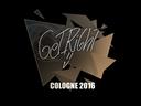Sticker | GeT_RiGhT | Cologne 2016
