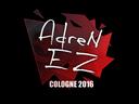 Sticker | AdreN | Cologne 2016