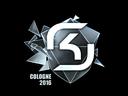 Sticker | SK Gaming (Foil) | Cologne 2016