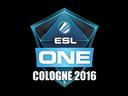 Sticker | ESL | Cologne 2016