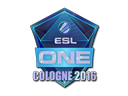 Sticker   ESL (Holo)   Cologne 2016
