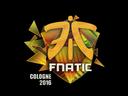 Sticker | Fnatic (Holo) | Cologne 2016