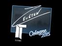 Sticker | Ex6TenZ | Cologne 2015