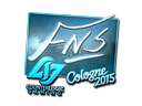 Sticker | FNS (Foil) | Cologne 2015