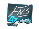 Sticker | FNS | Cologne 2015
