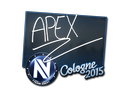 Sticker | apEX | Cologne 2015