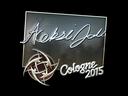 Sticker | allu (Foil) | Cologne 2015
