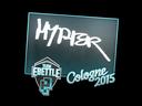 Sticker   Hyper   Cologne 2015