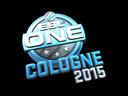 Sticker   ESL (Foil)   Cologne 2015
