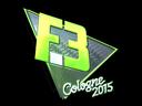 Sticker | Flipsid3 Tactics (Foil) | Cologne 2015