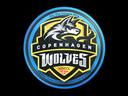 Sticker | Copenhagen Wolves | Cologne 2014