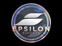 Sticker | Epsilon eSports (Holo) | Cologne 2014