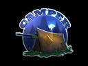 Sticker   Camper (Foil)