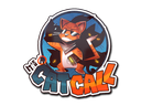 Sticker | Cat Call