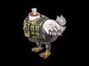 Sticker | Headless Chicken