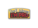 Sticker | Don&#39t Worry, I&#39m Pro