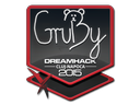Sticker | GruBy | Cluj-Napoca 2015