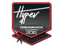 Sticker   Hyper   Cluj-Napoca 2015