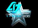 Sticker | Counter Logic Gaming (Foil) | Cluj-Napoca 2015
