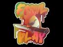 Sticker | Fowl Play (Holo)