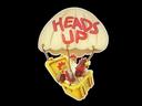 Sticker | Heads Up