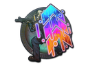 Sticker | Boost (Holo)