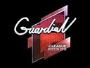 Sticker   GuardiaN (Foil)   Boston 2018