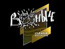 Sticker | Boombl4 | Boston 2018