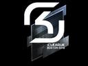 Sticker | SK Gaming (Foil) | Boston 2018