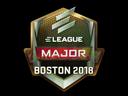 Sticker   ELEAGUE (Holo)   Boston 2018