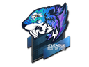 Sticker | Flash Gaming (Holo) | Boston 2018