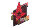 Sticker | Astralis (Holo) | Boston 2018