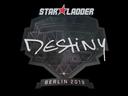 Sticker | DeStiNy | Berlin 2019