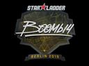 Sticker | Boombl4 | Berlin 2019