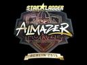 Sticker | almazer (Gold) | Berlin 2019