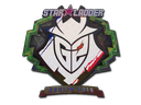 Sticker | G2 Esports (Holo) | Berlin 2019