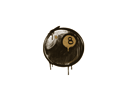 Sealed Graffiti | 8-Ball (Desert Amber)