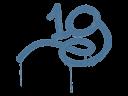 Sealed Graffiti | 1G (Monarch Blue)
