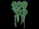Sealed Graffiti | 200 IQ (Jungle Green)