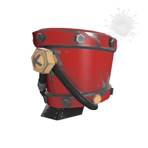 Unusual Steel Shako Blizzardy Storm